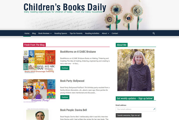 Children's Books Daily