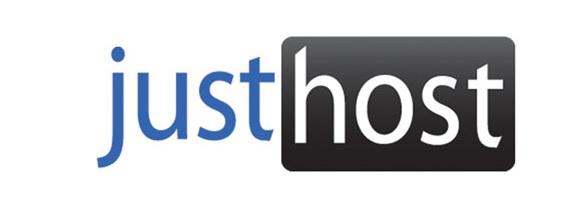 JustHost logo