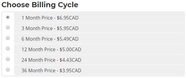 Keep It Simple Billing Cycle