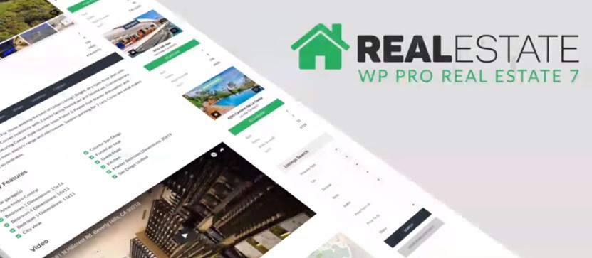 WordPress Pro Real Estate 7