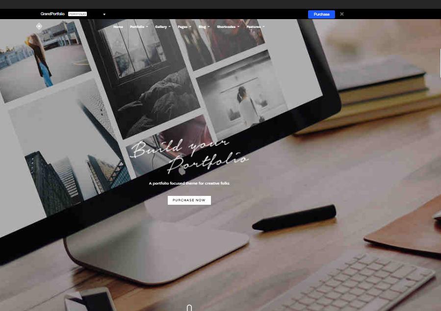 Grand WordPress Theme