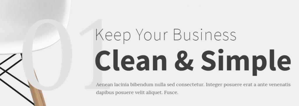 Kleanity WordPress Theme