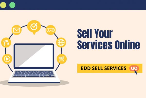 Sell Digital Services Just Like Product From Your WordPress EDD Store