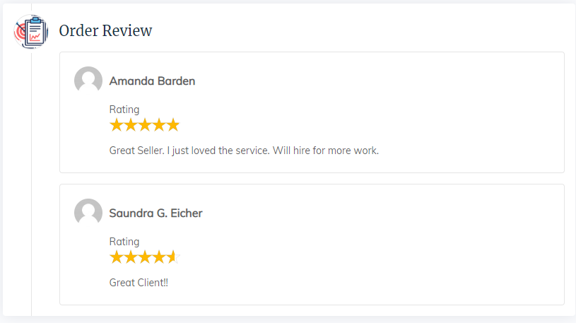 review and ratings edd sell services